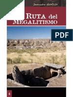 Guadix Ruta Del Megalitismo
