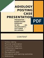Karthik Radiology Presentation.pptx