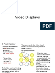 Video Displays Electronics Revision