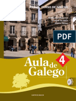 Manual Aula de Galego 4 Libro Completo