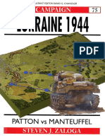 Ebook (Inglish) @ History @ Osprey + Campaign - 075 1944 - Lorraine.pdf