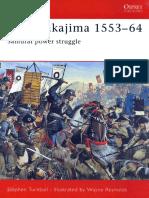 Ebook (Inglish) @ History @ Osprey + Campaign - 130 1553 - Kawanakajima + Samurai power struggle.pdf