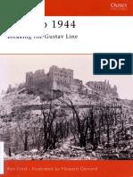 Ebook (Inglish) @ History @ Osprey + Campaign - 134 1944 - Cassino.pdf