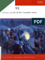 Ebook (Inglish) @ History @ Osprey + Campaign - 154 1291 - Acre 1291.pdf