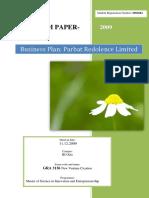 Essential Oils Business Plan