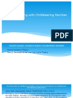 Family Nursing With Childbearing Families