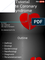 Tutorial Acute Coronary Syndrome