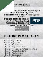 contoh review tesis