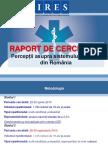 IRES Perceptii asupra Sistemului Medical din Romania_2010