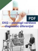 ECG Patologii Cardiace ASR