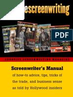 Screenwriters.manual