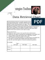 data retrieval chart