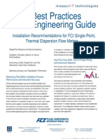 MeasurIT FCI Guide Best Practices Engineering Guide 0803