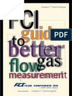 MeasurIT FCI Guide Gas Flow Measurement 0803