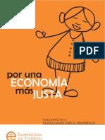 Guia Didactica Por Una Economia Mas Justa - EsF
