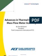 MeasurIT FCI White Paper Advances in Thermal Dispersion 0805