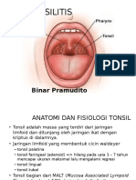 Tonsilitis Bibin