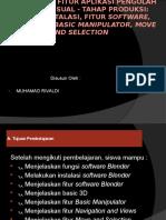 Blender Kel 3 Xpb