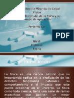 Albun Digital de Las Ramas de La Fisica y Sus Aplicaciones
