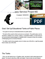 yfs guppy service project 2-2