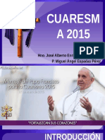Cuaresma 2015