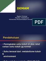 Fisiologi Demam n Hipertermia
