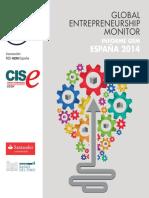 Informe GEM España 2014
