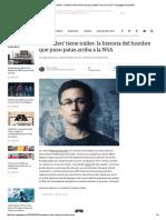 'Snowden' Tiene Tráiler_ La Historia Del Hombre Que Puso Patas Arriba a La NSA - Engadget en Español