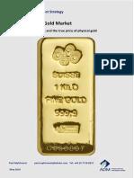 Mylchreest Gold London Bullion