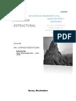 Informe de Geologia Estructurall