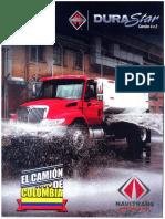 Camion 4300 Nueva