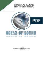 Clark Henry-Brown - Ocean of Sound Proposal - 21221601
