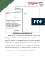 Levy for Coverdell Education Savings Plan v. Zuckerberg - complaint.pdf