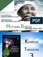 Mutiara Bonda (Fiza&Fidzah)