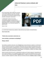 Kmarx.wordpress.com-El Historicismo Marxista de Gramsci Como Síntesis Del Pensar Contemporáneo