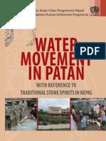 Water Movement Patan