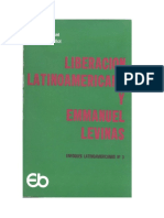 Dussel-Liberacion Latinoamericana y E.levinas