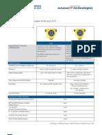 MeasurIT FCI ST50 ST51 Comparison Chart 0807