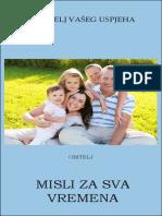 misli za sva vremena - obitelj  1