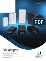 PoE Adapters DS