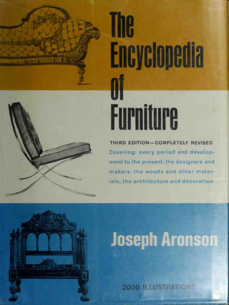 The Encyclopedia Of Furniture Art History Ebook Pdf Art  # Muebles Vikings Cl
