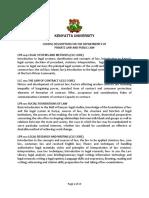 KUSOL Course Description 2015
