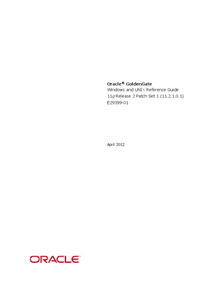 Ogg_ebook oracle golden gate   government procurement in the.