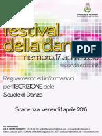 Bando 2 Festival Danza 2016