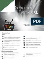 TiVo Premiere XL User Guide
