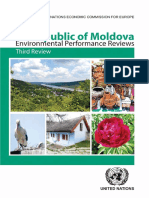 Environmental Performance Review of Moldova