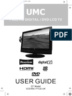 UMC+23inch+IDTV+User+Manual
