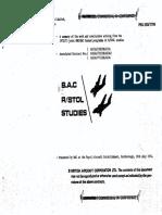 BAC R-STOL Studies