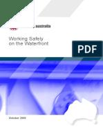 WorkingSafelyOnTheWaterfront 2006 PDF