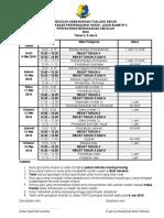 Jadual PPT Tahun 1- 6